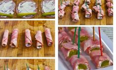 Kliknij i przeczytaj ten artykuł! Vegetarian Recipes, Snack Recipes, Cooking Recipes, Healthy Recipes, Snacks Für Party, Appetizers For Party, Keto Cake, Food Design, Finger Foods