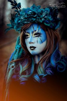 MUA: Anastasija Potjomkina the Rotten Zombie Fairy