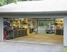 Drive Through  { this is what my father built in his home in the 60's gives access to the back yard great usage }
