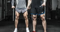 Knowing that the gym could be packed when you get off work, you might just head home - hit this at-home leg workout to avoid the crowded squat racks.