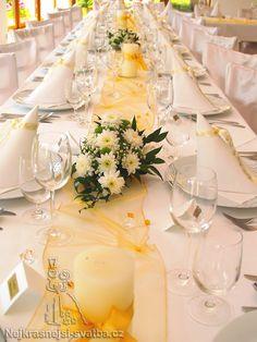 svatební stůl dekorace - Hledat Googlem