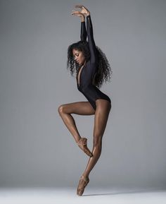 Be totally different Babes ❤️ # nardiaboodoo Nisian Jackson You're in the fitting place about Beaute Inspiration photos Right here we. Misty Copeland, Ballerina Poses, Black Ballerina, Black Dancers, Ballet Dancers, Ballet Leotards, Kids Leotards, Gymnastics Leotards, Ballerinas