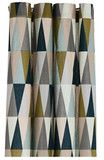 Ferm Living's Spear Print Shower Curtain - perfect for my new bathroom... when I actually have it