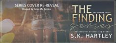 Twin Sisters Rockin' Book Reviews: Series Cover Re-reveal: The Finding Series by S.K....