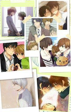 Sekaiichi Hatsukoi x Junjou Romantica