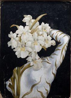 Surreal Flowers by Salvador Dali  | Lone Quixote