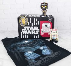 July 2017 Smuggler's Bounty had the theme DROIDS! Check out my review of this bi-monthly Star Wars subscription box!   Smuggler's Bounty July 2017 Subscription Box Review - DROIDS! →  https://hellosubscription.com/2017/08/smugglers-bounty-july-2017-subscription-box-review-droids/ #SmugglersBounty  #subscriptionbox