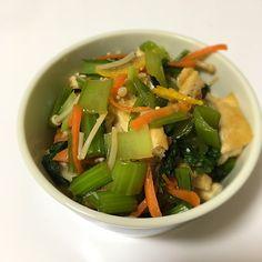 フォトジェニックゆずと小松菜で作る料理レシピ51本