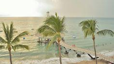 Los Muertos Beach Puerto Vallarta Mexico