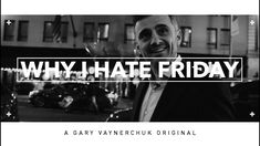 Why Do You Hate 64.28% of Your Life? | A Gary Vaynerchuk Original  If you live for the weekend, your life is broken. I hope that this video can act as an extra boost of motivation or inspiration to never do tuff tha...