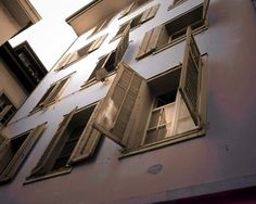 Swiss / photography / windows