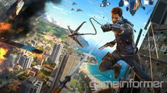 Just Cause 3 Coming to PS4, Xbox One, and PC in 2015 - http://videogamedemons.com/news/just-cause-3-coming-to-ps4-xbox-one-and-pc-in-2015/