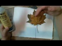 A patriot collage featuring a Maple Leaf treated and cut with Brother's ScanNCut Machine, some etching in Heavy Gesso and then colour added with the help of a 8x10 Gelli Plate.Proud Canadian - Mixed Media Wall Art with Karen Ellis - YouTube