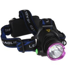 WindFire 2000 Lumens CREE XML T6 U2 LED 3 Modes Design Headlamp CREE LED Headlight Outdoor Sport Headlamp 18650 Rechargeable Battery Head LED Lamp Torch Flashlight with Charger LED Headlamp for For Outdoor Hiking Riding Camping Climbing etc *** For more information, visit image link.