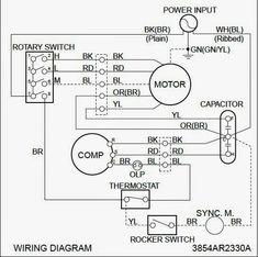 10+ Best Century Condenser Fan Motor Wiring Diagram images