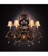 Fine Art Lamps 161740 A Midsummer Nights Dream 34 Inch Chandelier