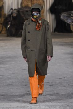 Walter Van Beirendonck | Menswear - Autumn 2017 | Look 15