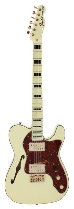fender custom shop - 72 telecaster thinline. i'd like to have one.