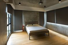 Interior aspect of House N18 in Petaling Jaya, Malaysia by DRTAN LM Architect
