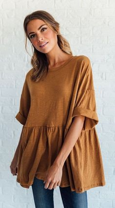 New Looks and Trends. 30 Of The Best Outfit Ideas That Look Fantastic – Modest Fall fashion arrivals. New Looks and Trends. Mode Outfits, Fashion Outfits, Womens Fashion, Look Fashion, Autumn Fashion, Diy Kleidung, Estilo Hippie, Outfit Trends, Inspiration Mode