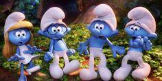 Os Smurfs e a Vila Perdida ganhou novo trailer dublado