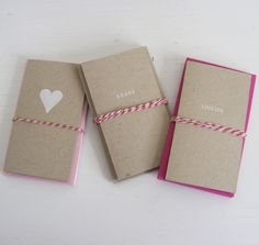little love notes teeny tiny cards