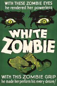 13 best retro zombies images on pinterest cinema posters movie whitezombieposterg 550833 pixels malvernweather Image collections