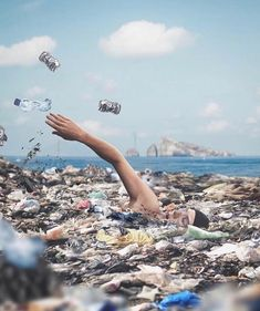 Likes, 21 Comments - World Photography Pollution Environment, Ocean Pollution, Plastic Pollution, Environmental Pollution, Save Our Earth, Seen, World Photography, Picture Credit, Art Plastique