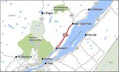 Route 138 Malbaie, Routes, Parc National, Top 5, Quebec, Canada, Passion, Blog, Quebec City