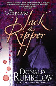 Went on a Jack the Ripper Tour in London and then bought this book right after.