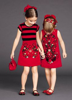 dolce and gabbana summer 2015 child collection 46