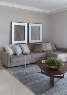 Apartamento Prático e Integrado Após Reforma de Ana Yoshida – Habitare