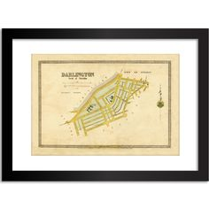 The Darlington - Circa 1886 $25