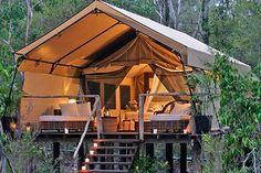Treetop camping . . . . someday!