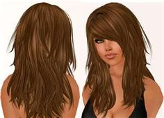I hate layers but love this hair style