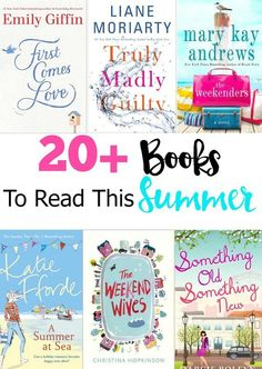 20+ Books to Read This Summer