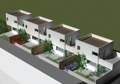 Small Apartment Interior, Apartment Projects, Apartment Layout, Apartment Design, Duplex House Plans, House Layout Plans, Modern House Plans, House Layouts, 2 Storey House Design