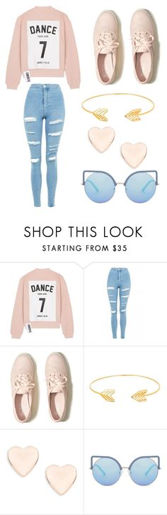 """""""My style"""" by kerenaltar ❤ liked on Polyvore featuring Studio Concrete, Topshop, Hollister Co., Lord & Taylor, Ted Baker and Matthew Williamson"""