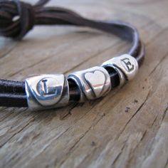 Precious Metal Clay Jewelry Personalized Custom by SilverWishes