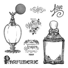 Graphic 45 Parfumerie