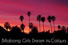 """Sunset in Santa Barbara"" Por Gaby Midori"