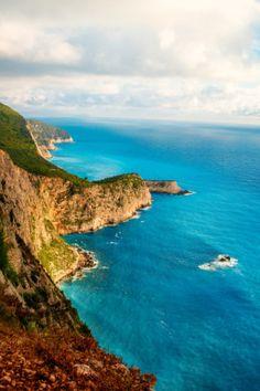 Greece. porto katsike beach