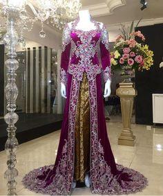 wedding dress kebaya modern 2016 Toska A-Line