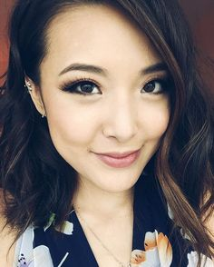 Pin for Later: 5 Eye-Catching Tutorials For Women With Monolids Korean Street Makeup