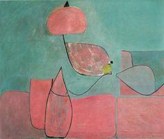 """Elegy"", by Willem de Kooning (1939)"