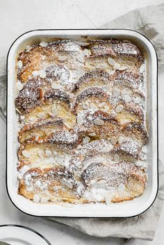 creme brulee french toast I howsweeteats.com #frenchtoast #breakfast #cremebrulee #howsweeteats