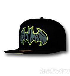 Images of Batman Logo In Symbol Black Snapback Cap