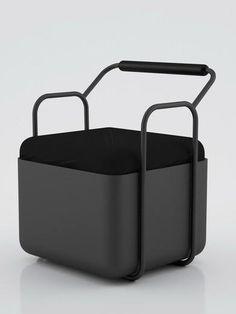 Quick Armchair Design by Maxim Maximov