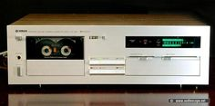 YAMAHA TC-920 Cassette Deck