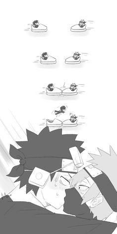 Naruto Uzumaki Shippuden, Naruto And Sasuke Funny, Konoha Naruto, Madara And Hashirama, Kakashi And Obito, Naruto Anime, Naruto Sasuke Sakura, Naruto Comic, Naruto Cute
